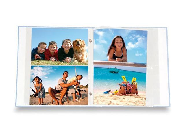 Imagem de Álbum de Fotos 500 Fotos 10x15 R Floral 318
