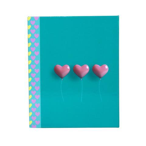 Imagem de Álbum De Fotos Amor Corações Para 500 Fotos 10x15cm