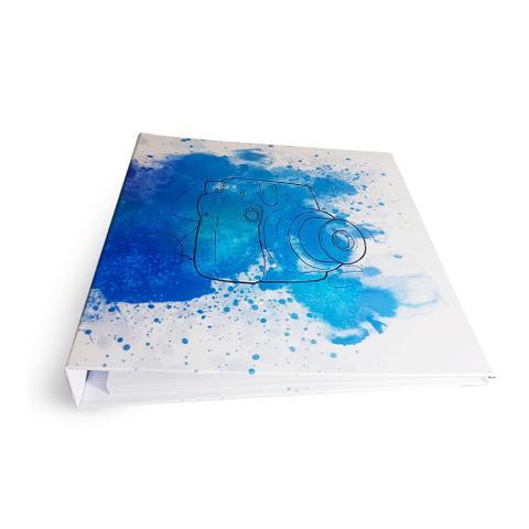 Imagem de Álbum de fotos autocolante ical 15 folhas 23,3 x 28 cm