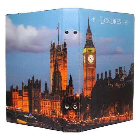 Imagem de Album de Fotos Londres p/ 200 fotos 10x15 - 148430