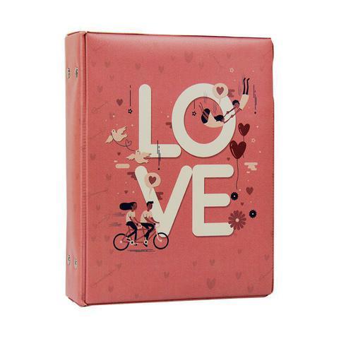 Imagem de Álbum de Fotos Love 500 fotos 10x15 Com Adesivos - 10026 167905