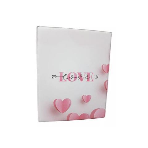 Imagem de Álbum De Fotos Love Corações P/ 500 Fotos 10x15
