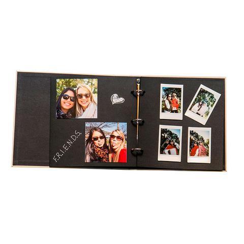 Imagem de Álbum de Fotos Scrap 15 Folhas 20X20 906