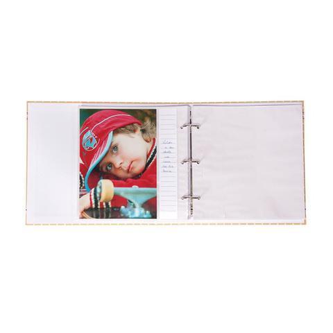 Imagem de Álbum do Bebê 100 fotos 15x21 Ical 815
