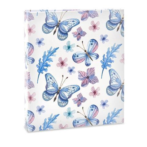 Imagem de Album Floral Ical 200 Fotos 10x15 Borboletas