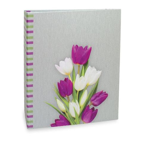 Imagem de Album Floral Ical 200 Fotos 10x15 Buque De Rosas