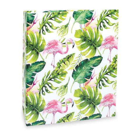 Imagem de Album Floral Ical 200 Fotos 10x15 Flamingos