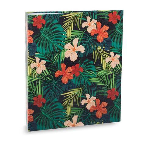 Imagem de Album Floral Ical 200 Fotos 10x15 Fundo Escuro