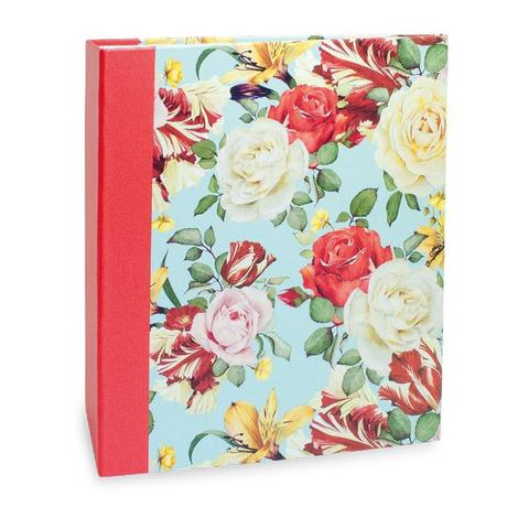 Imagem de Album Floral Ical 200 Fotos 10x15 Rosas