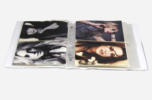 Imagem de Álbum fotográfico aquarela p/ 500 fotos 10x15 (86188)