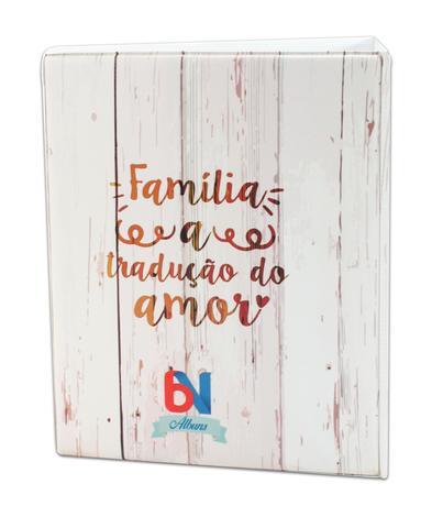 Imagem de Album Fotografico Nossa Familia P/ 500 Fotos 10x15 755452