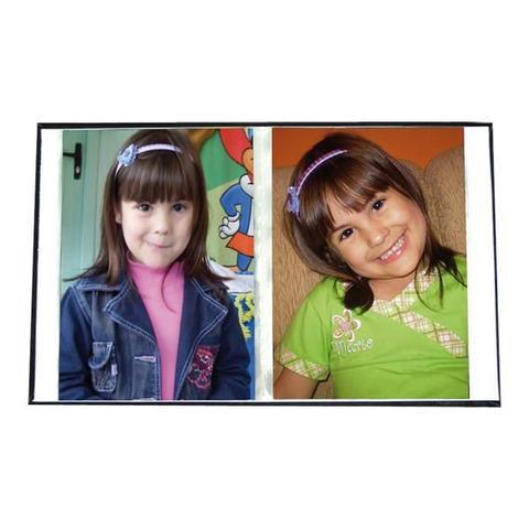 Imagem de Album Fotos Feminino Infantil 200 Fotos 10x15 Fichário