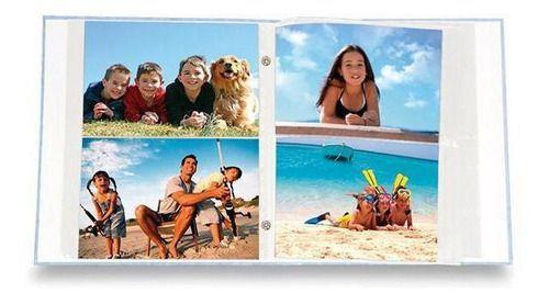Imagem de Álbum Infantil 200 Fotos 10x15cm Rebite - Ical 247
