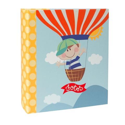 Imagem de Álbum Infantil Rebites 500 Fotos 10x15 Ical Balão