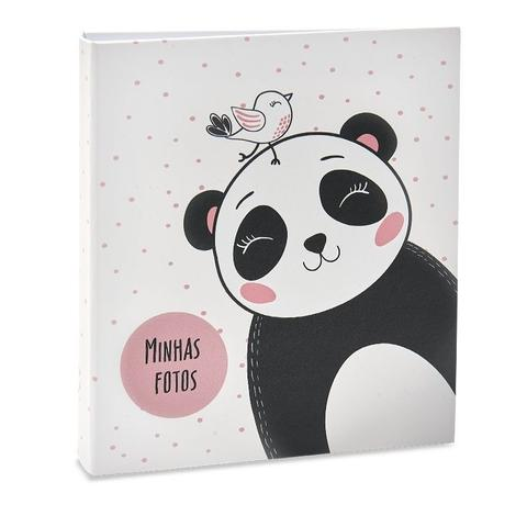 Imagem de Álbum Infantil Rebites 500 Fotos 10x15 Ical Urso