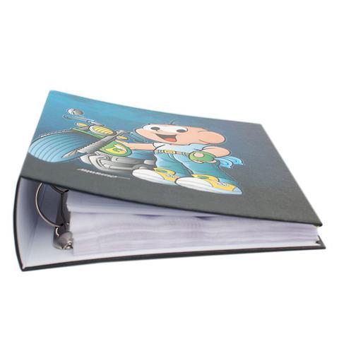 Imagem de Album Infantil Turma da Monica Ferragem Folha Branca 300F 10x15 - ICAL 213