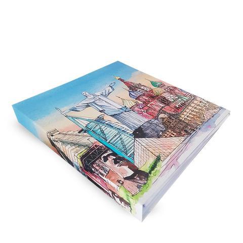 Imagem de Álbum Mega Ferr 500 Fotos Ical Capitais