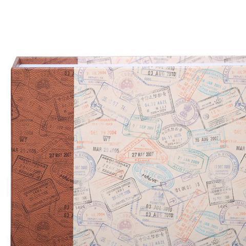 Imagem de Álbum Mega Ferragem 500 Fotos 10x15cm Azul - Ical 553