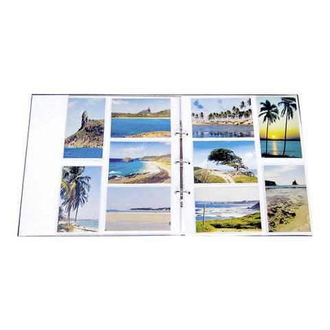 Imagem de Álbum Mega Ferragem 500 Fotos 10x15cm Azul - Ical 575