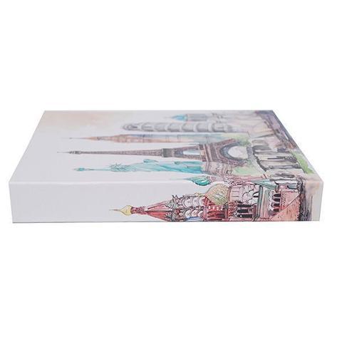Imagem de Álbum Mega Ferragem 500 Fotos 10x15cm Azul - Ical 576