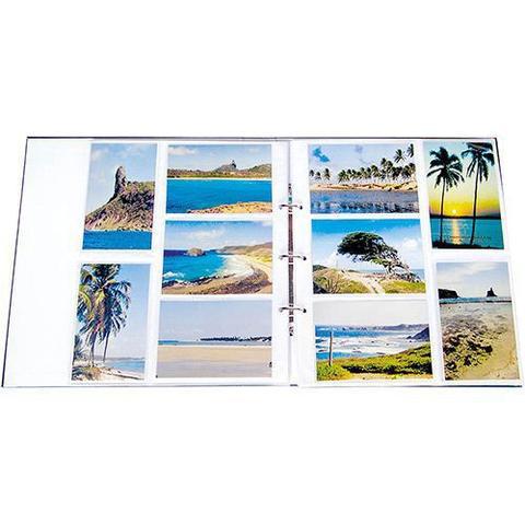 Imagem de Álbum Mega Ferragem 500 Fotos 10x15cm Preto - Ical 15