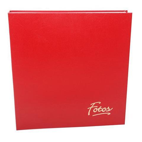Imagem de Álbum Mega Ferragem 500 Fotos 10x15cm Vermelho- Ical 23