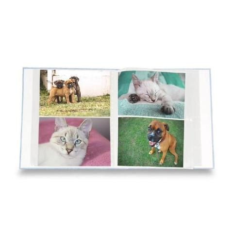 Imagem de Álbum Pet Lovers 160 Fotos 10x15 Ical Olha Foto