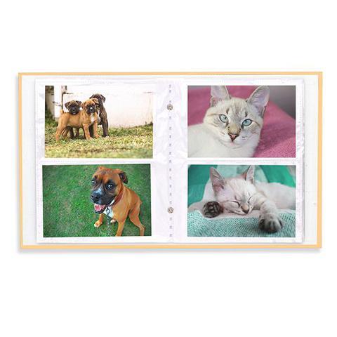 Imagem de Álbum Pet Lovers 160 Fotos 10x15cm - Ical 918