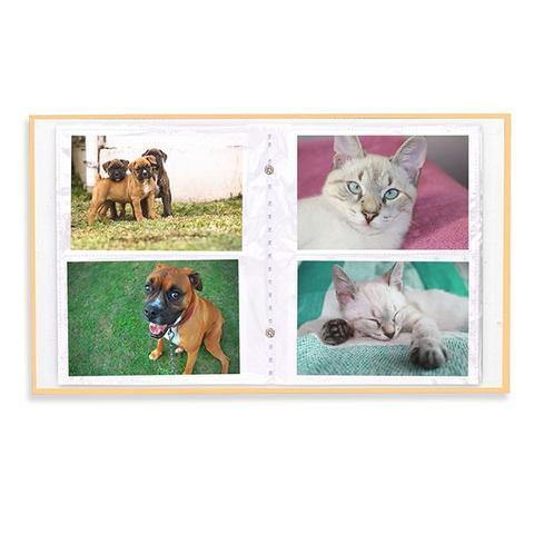 Imagem de Álbum Pet Lovers 160 Fotos 10x15cm - Ical 919
