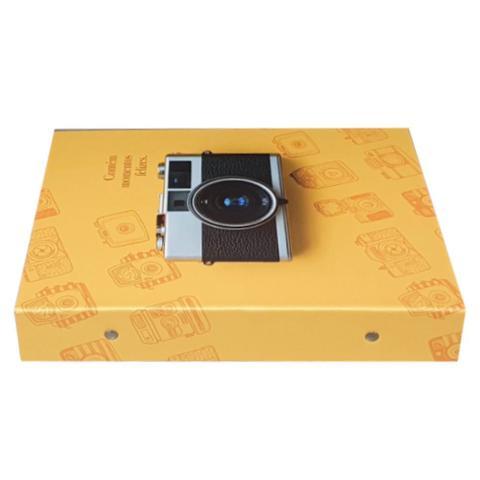 Imagem de Álbum Photo Lovers 160 Fotos 10x15 Cam Amarelo
