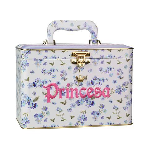 Imagem de Álbum Princesa Flores Maleta - 5 álbuns 200 Fotos 15x21