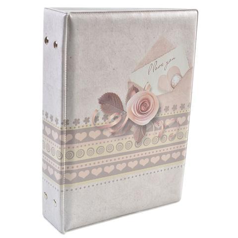 Imagem de Álbum Rosas 500 Fotos 10x15cm Design 10884 - A0529