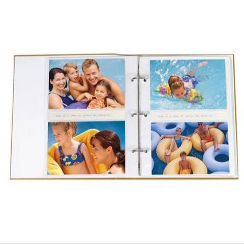 Imagem de Álbum Viagem 200 Fotos 10x15cm Com Ferragem - Ical 587