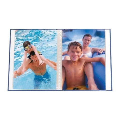 Imagem de Álbum Viagem Rebites 120 Fotos 10x15 Ical Selos Colorido