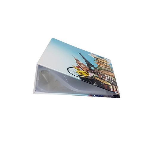 Imagem de Álbum Viagem Rebites 120 Fotos 10x15 Ical Souvenir