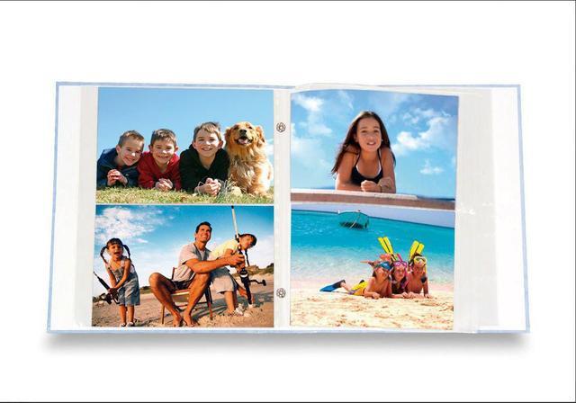 Imagem de Álbum viagem rebites 200 fotos 10x15 - 587