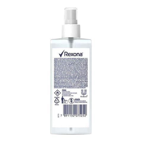 Imagem de Álcool Spray Higienizador Rexona 120ml Secagem Rápida
