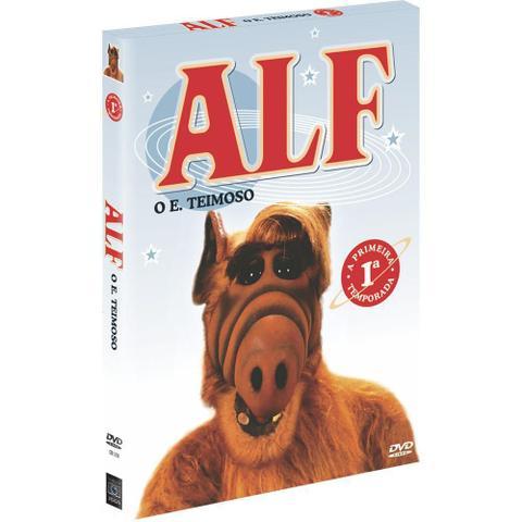 Imagem de ALF, O E.Teimoso - 1ª Temporada - Lançamento (DVD)