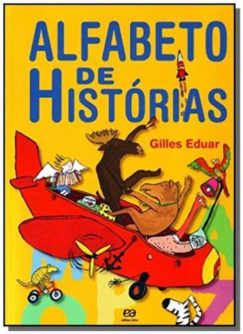 Imagem de Alfabeto de histórias