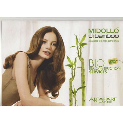 Imagem de Alfaparf Midollo di Bamboo Cauterization Kit (4 Produtos)