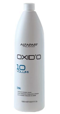 Imagem de Alfaparf Oxido H2O2 Oxigenada Estabilizada Cremosa 10 Vol 1000ml