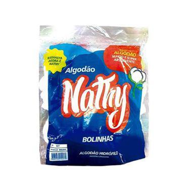 Imagem de Algodão Hidrófilo Nathy em Bolas - Pacote com 100g