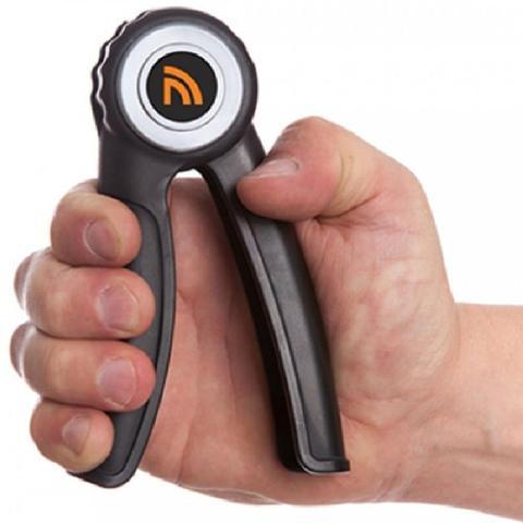 Imagem de Alicate para exercícios hand grip preto