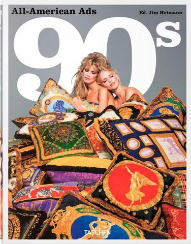 Imagem de All-American Ads Of The 90S - Taschen