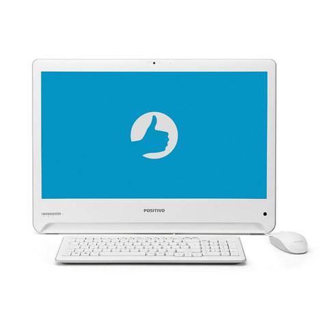 "Imagem de All in One Positivo Union i341TA Core i3 4GB 1000GB (1TB) LINUX Tela LED 18.5"" HD Branco"