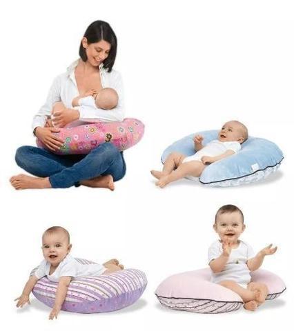 Imagem de Almofada De Amamentação travesseiro Amamentar Bebe