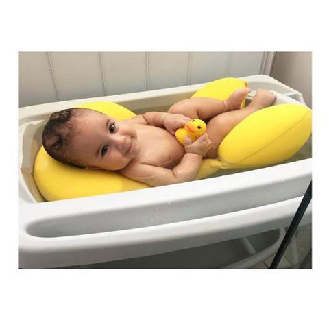 Imagem de Almofada de Banho do Bebê na Banheira Baby Buba Toys
