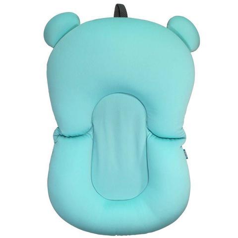 Imagem de Almofada de Banho para Bebê Azul Buba Baby