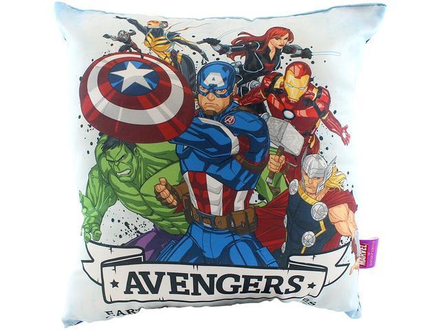 Imagem de Almofada Decorativa Master Comfort Avengers Ação