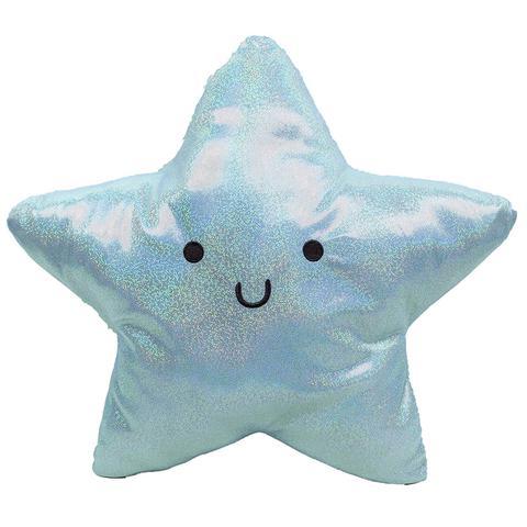 Imagem de Almofada Para Bebê Star Estrela brilhante Pélucia Buba 08187